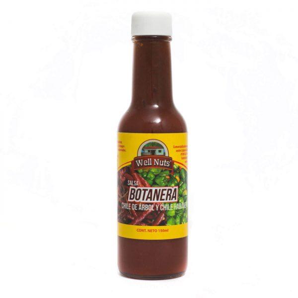 Botanera (Chile Habanero y Chile de Árbol)