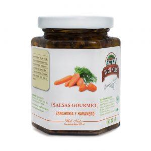 Zanahorias Habanero